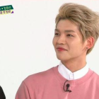 "UP10TION's Kuhn Does a Great Kim Woo Bin Impression on ""Weekly Idol"""