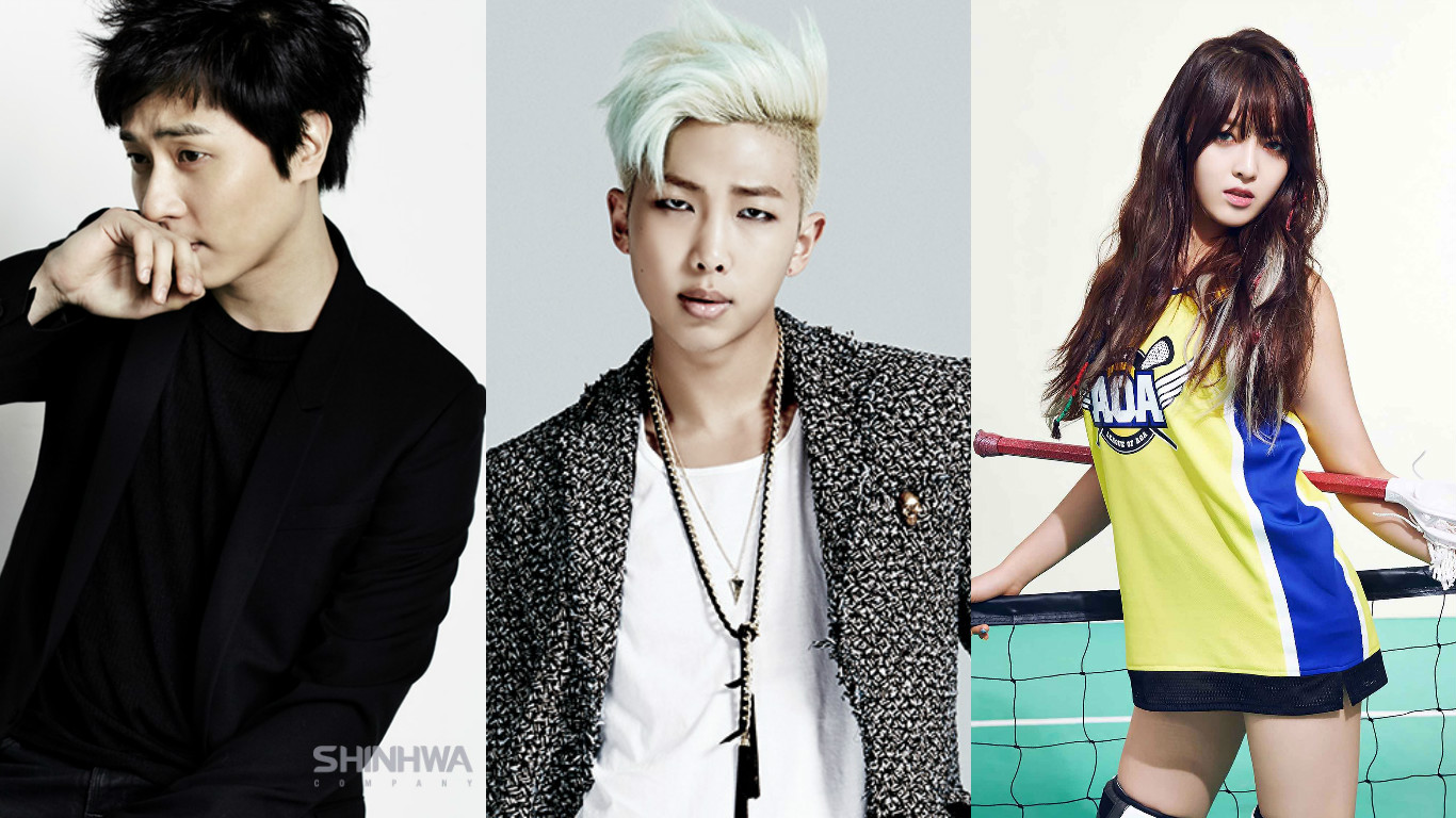 Andy, Rap Monster, Chanmi, and Many More to Appear on Lunar New Year Singing Show