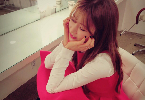 A Pink's Chorong Joins Instagram