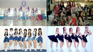 kpop girls 2015 debuts
