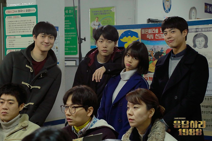 "Which ""Reply 1988"" Stars Banked the Most CF Deals?"