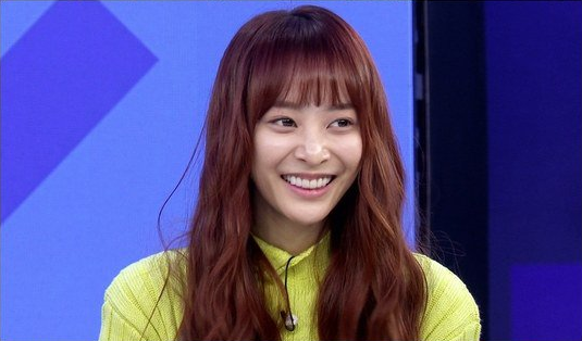 """Melody Day's Yoo Min Gets Asked About Uncle Jang Dong Gun on """"Star Gram"""""""