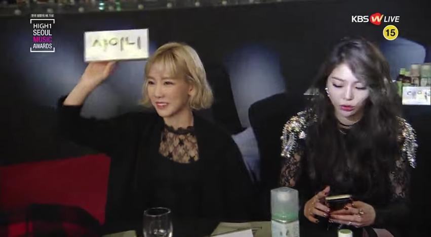 Ailee shinee seoul music awards