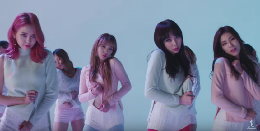 "Stellar Get Fans Hyped for ""Sting"" Comeback With MV Teaser"
