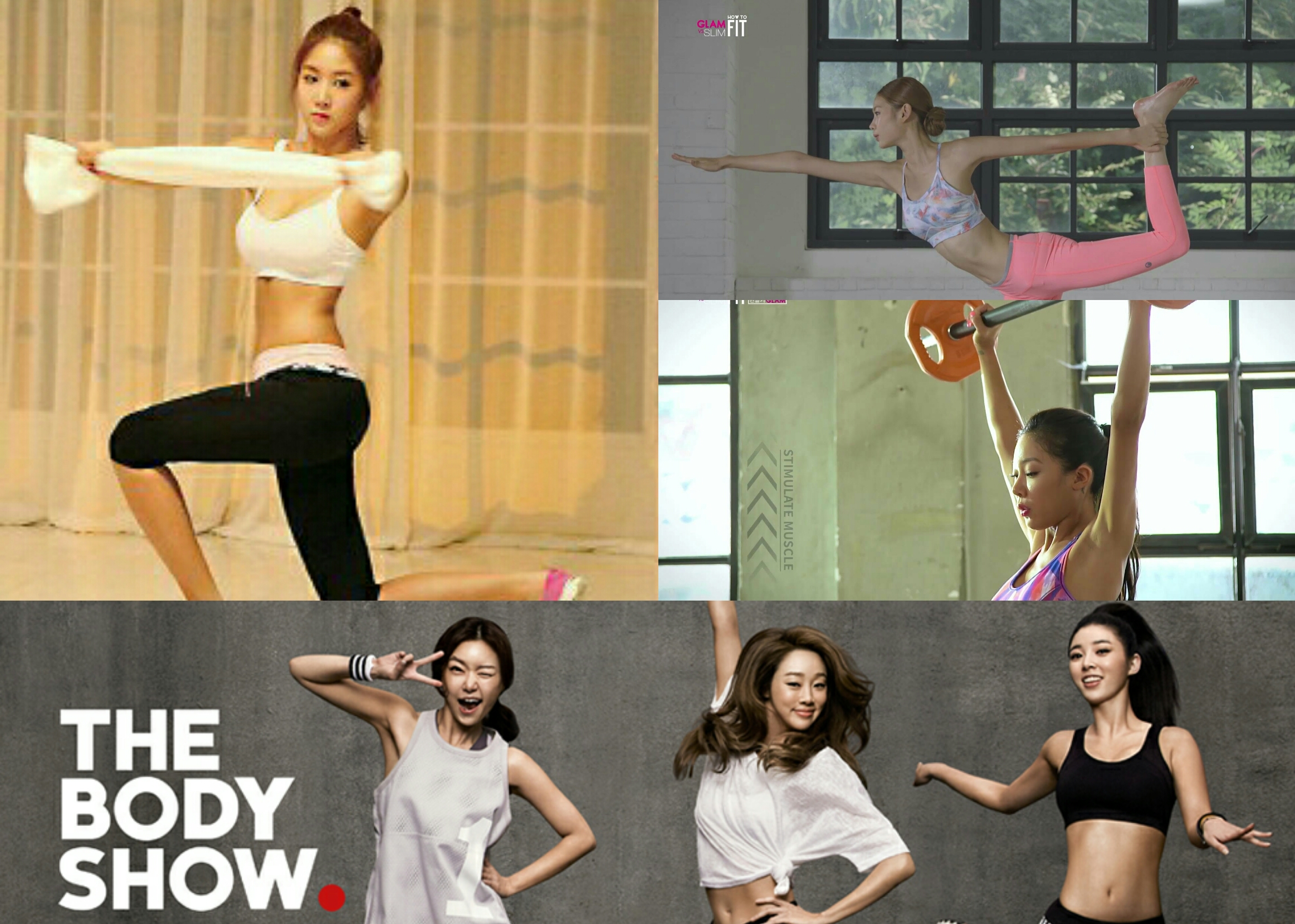 12 K-Pop Idol Workouts You Need in Your Life Right Now | Soompi