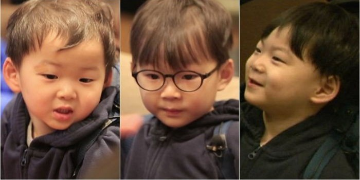 "Song Triplets Tackle a Coffee Errand on ""The Return of Superman"""