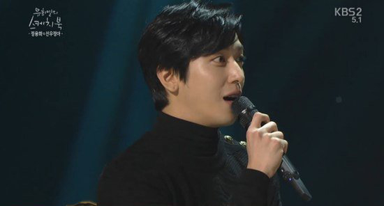 Yoo Hee Yeol Has a Man Crush on CNBLUE's Jung Yong Hwa