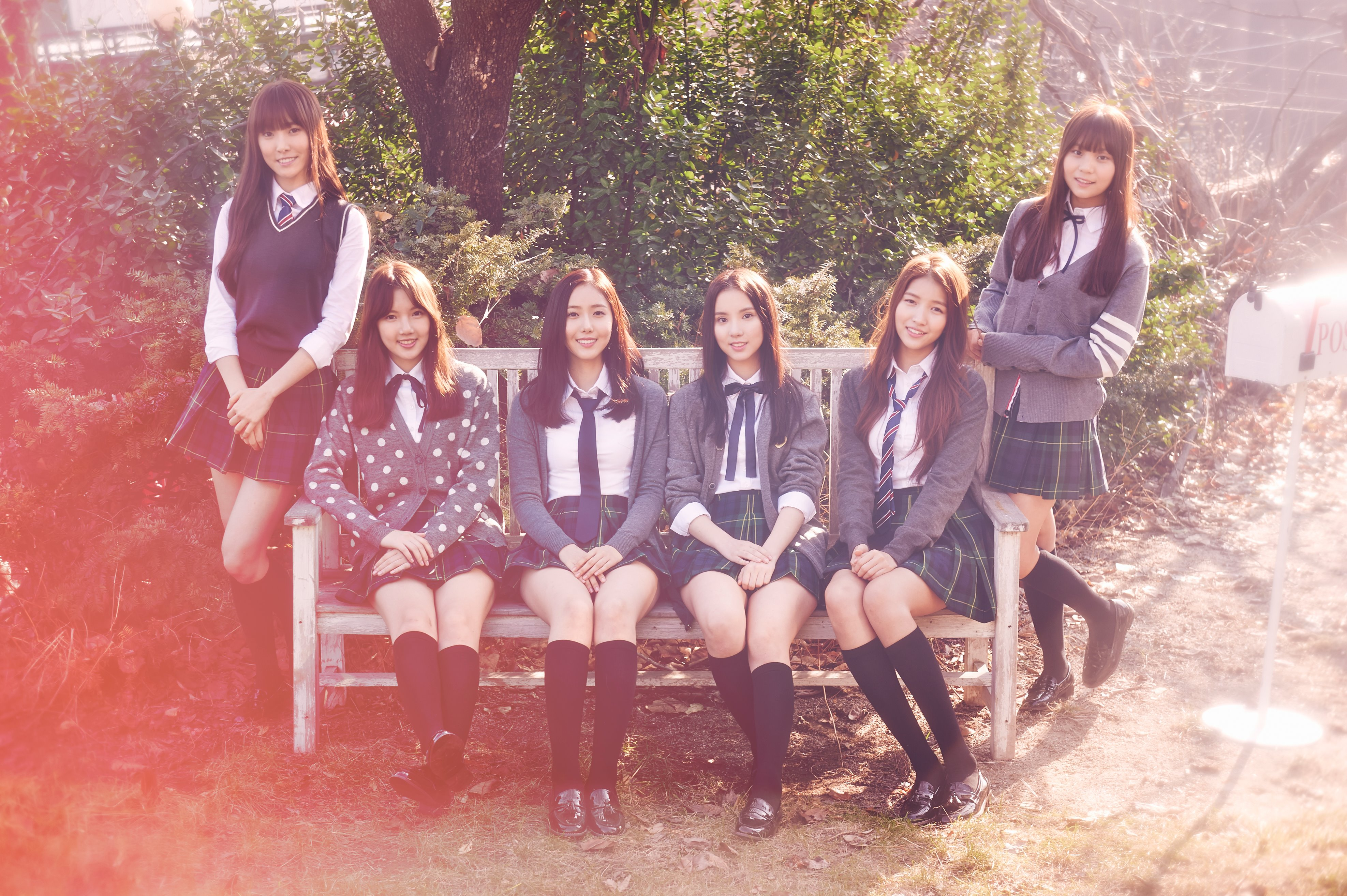 GFRIEND Celebrates 1st Anniversary With More Teaser Photos