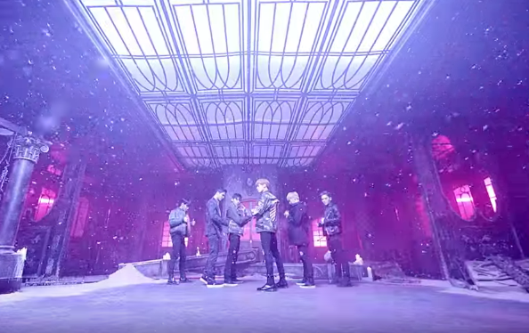 """Teen Top Makes Comeback With """"Warning Sign"""" MV"""