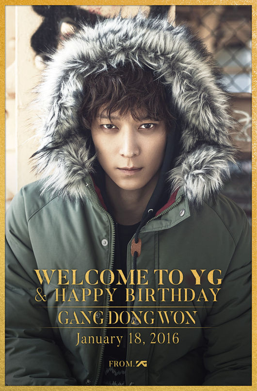 YG Kang Dong Won