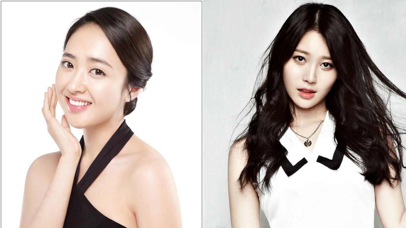 kim min jung girl's day yura