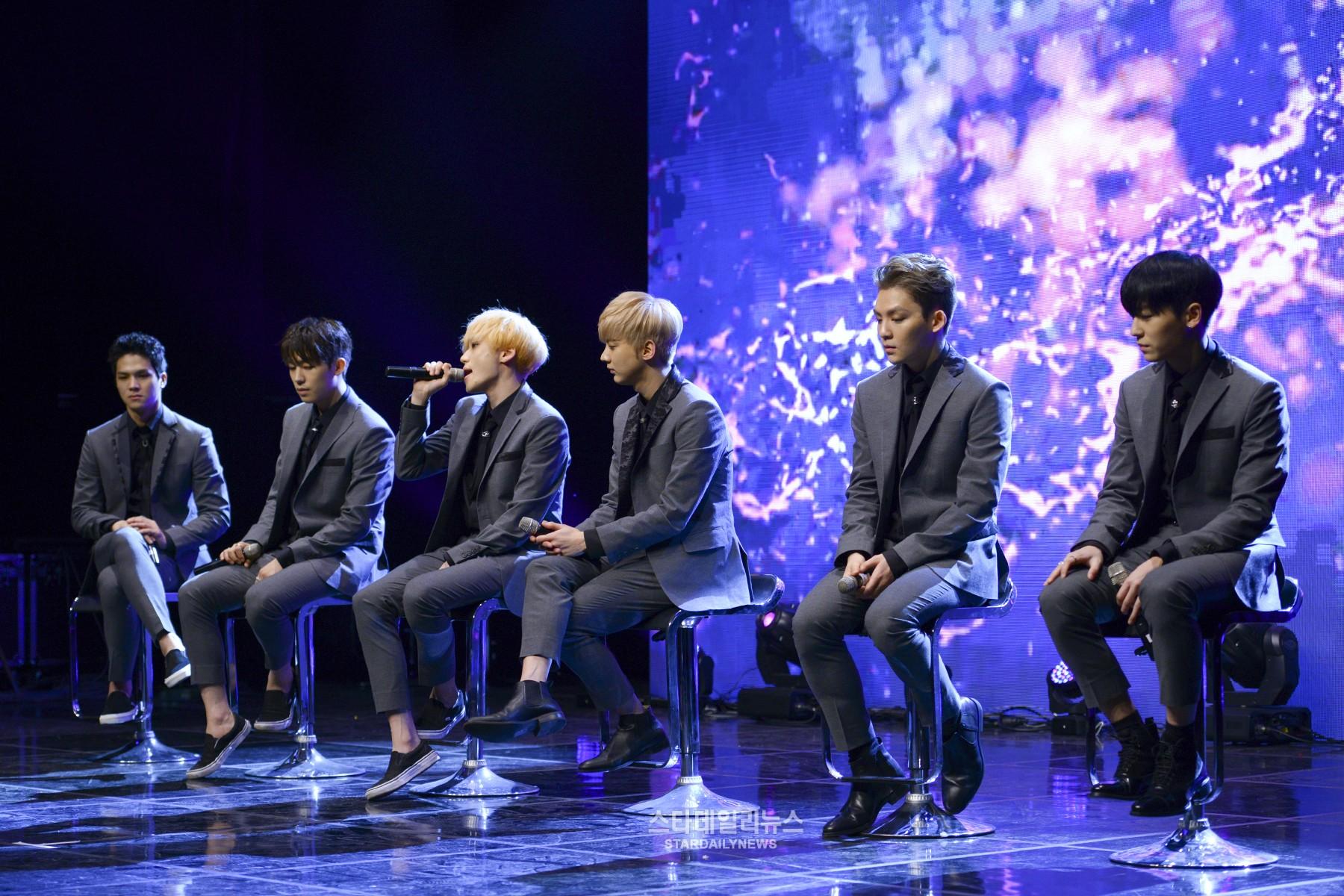 Teen Top Open Up About Hiatus Activities at Album Showcase