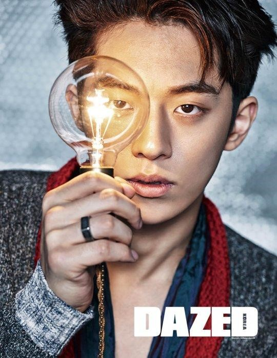 Nam Joo Hyuk Melts Fans' Hearts in Dazed Pictorial