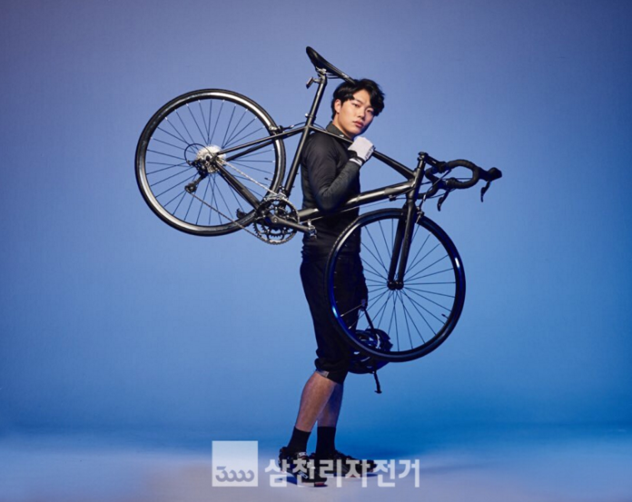 Ryu Jun Yeol Is the New Face of Sports Brand