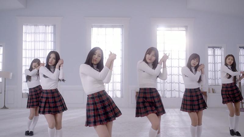 "GFRIEND Releases Comeback MV Teaser for ""Rough"""