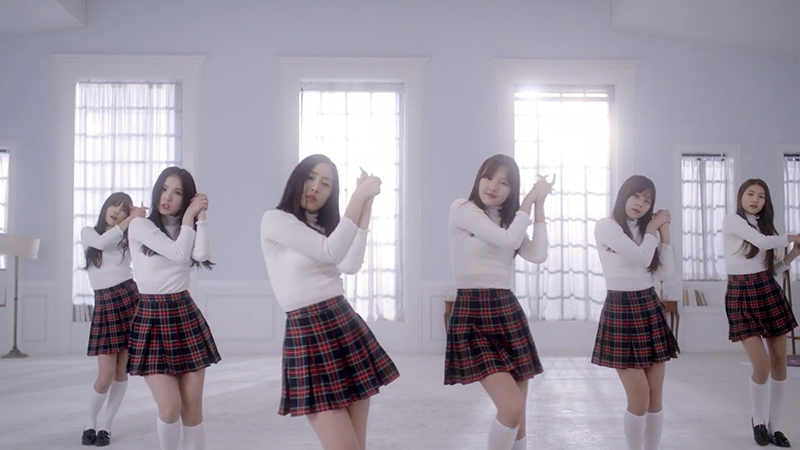 "GFRIEND Releases Comeback MV Teaser for ""Rough"""