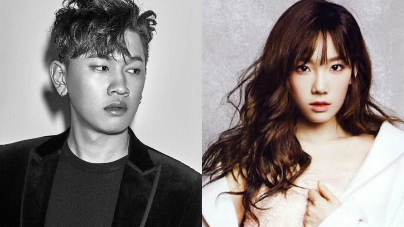 Crush Teams Up With Girls' Generation's Taeyeon for New Single