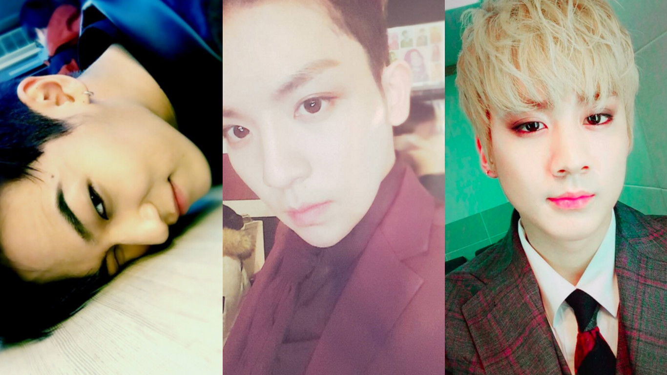 Teen Top's L.Joe, Ricky, and Chunji Join Instagram