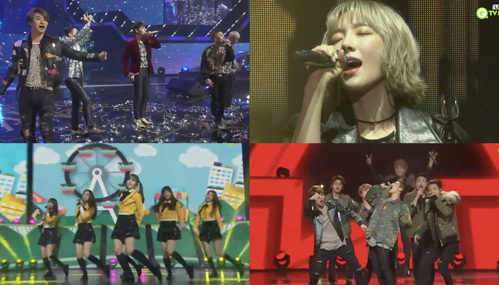 Performances From the 30th Golden Disc Awards, Day One