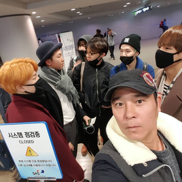 Veteran Singer Lim Chang Jung Fanboys BTS