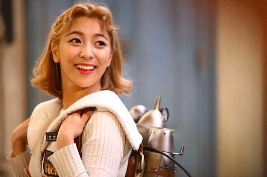 f(x)'s Luna Is a Superhero's Sidekick in New Film Stills