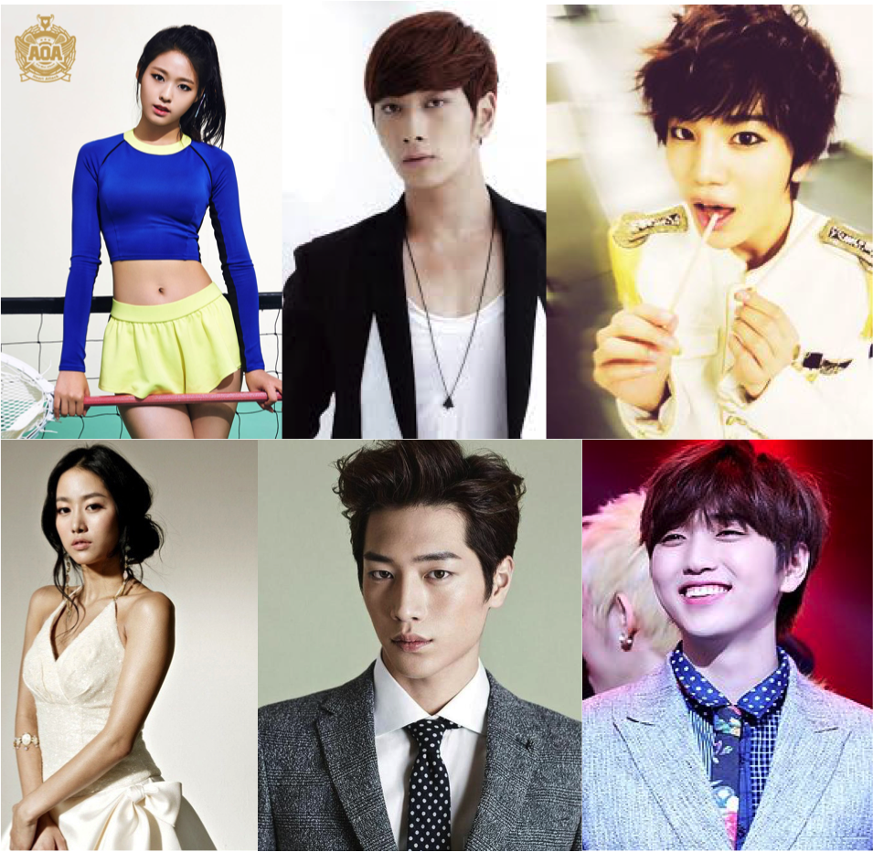 "Lineup for ""The Law of the Jungle"" Filled With Young and Rising Stars"