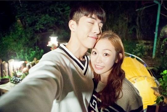 Kim Seul Gi with NAm Joo Hyuk
