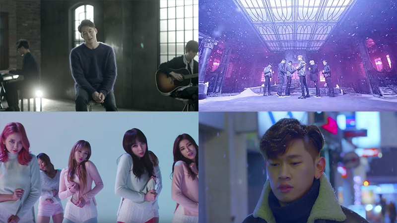 This Week in K-Pop MV Releases – January Week 4