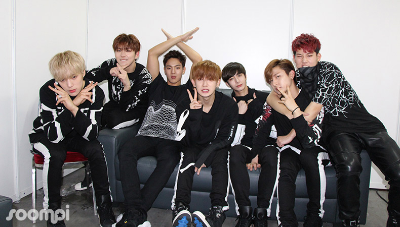 Interview: MONSTA X On Fave Songs, Daily Routines, and More