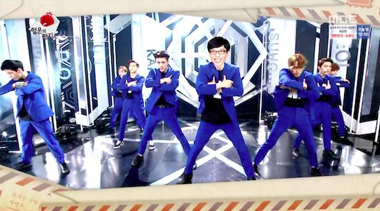 "SM Performance Director Responds to Yoo Jae Suk's EXO Mission on ""Infinite Challenge"""