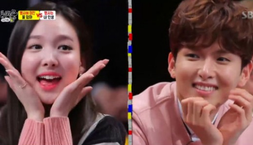 Ryeowook Jokes About Super Junior's Excessive Winking and Gets a Wink From TWICE's Nayeon