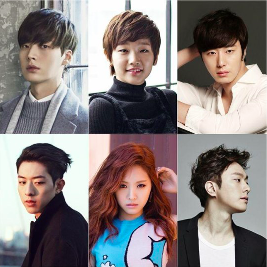 Jung Il Woo, Park So Dam, Ahn Jae Hyun and More Cast in New Fairytale Drama
