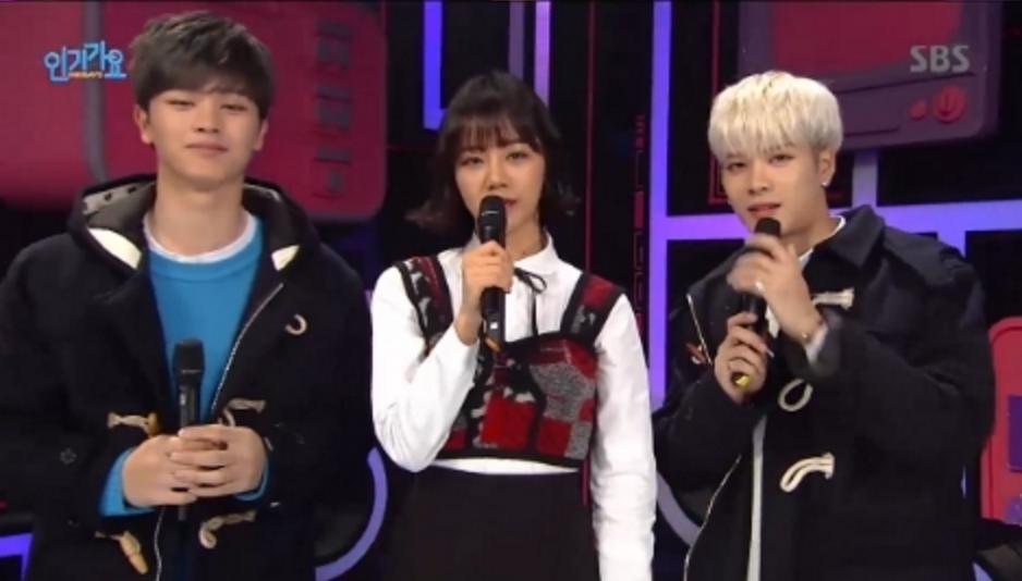 """Suzy and Baekhyun Win """"Inkigayo"""" With """"Dream"""" 2 Weeks Running"""