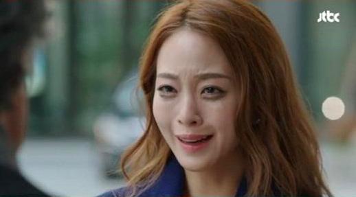 "Han Ye Seul Sheds Glamorous Image for ""Madame Antoine"""