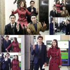 "Cast of ""Remember"" Shows Off Chemistry in Behind-the-Scenes Photos"