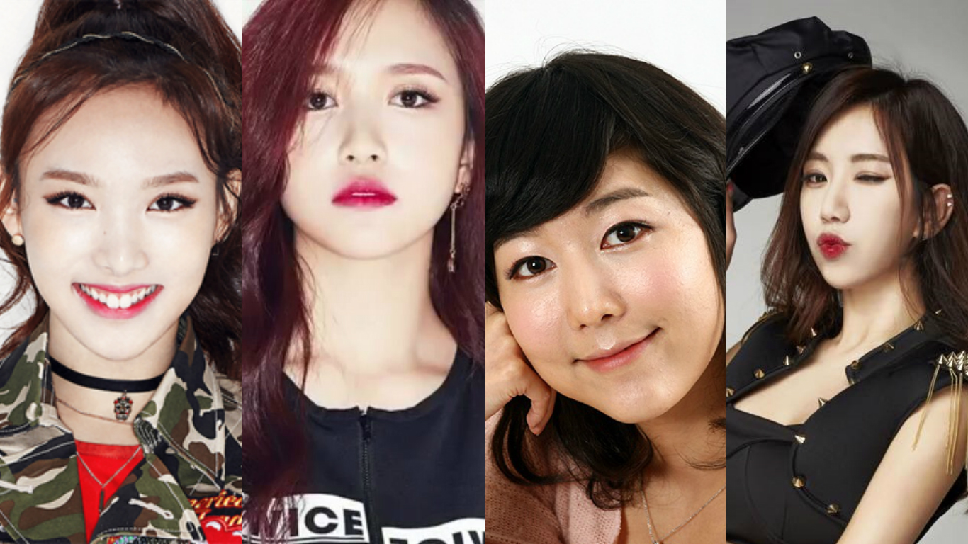 TWICE's Nayeon and Mina Join Sayuri and Ye Jung Hwa as Panelists in New Upcoming Variety Show