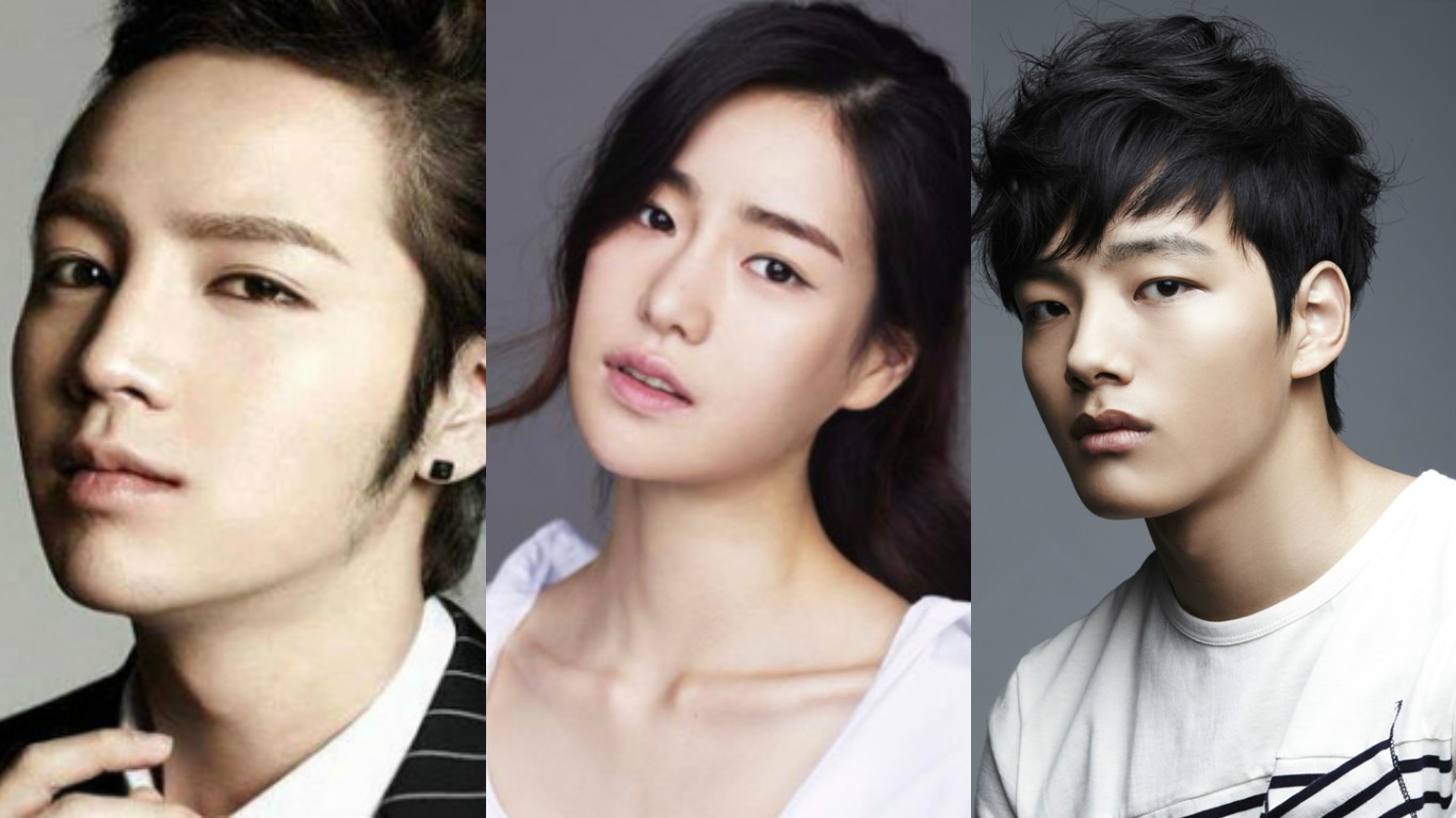 Updated: Jang Geun Suk, Yeo Jin Goo, and Lim Ji Yeon Confirmed for New SBS Drama