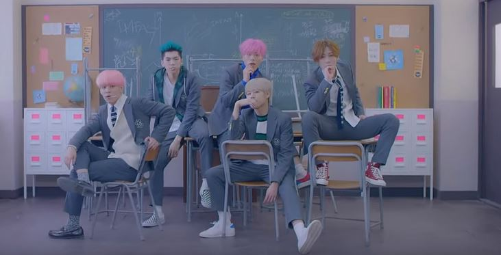 "IMFACT Releases MV Teaser for ""Lollipop"""