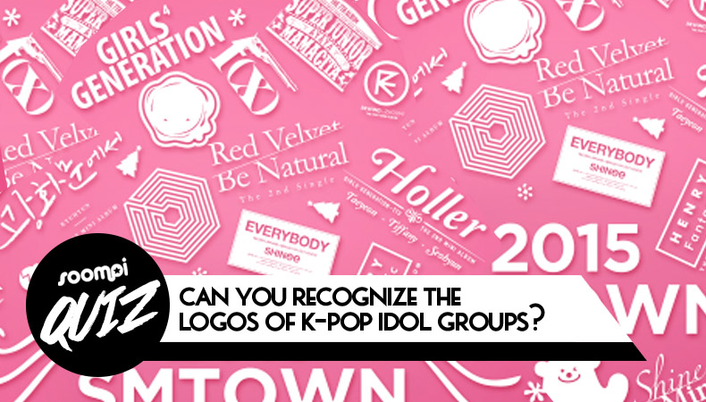 QUIZ: Can You Recognize the Logos of K-Pop Idol Groups?