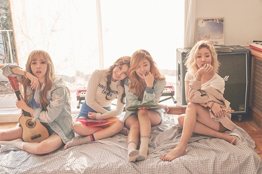 MAMAMOO Announces Comeback With a Surprise, Free Single
