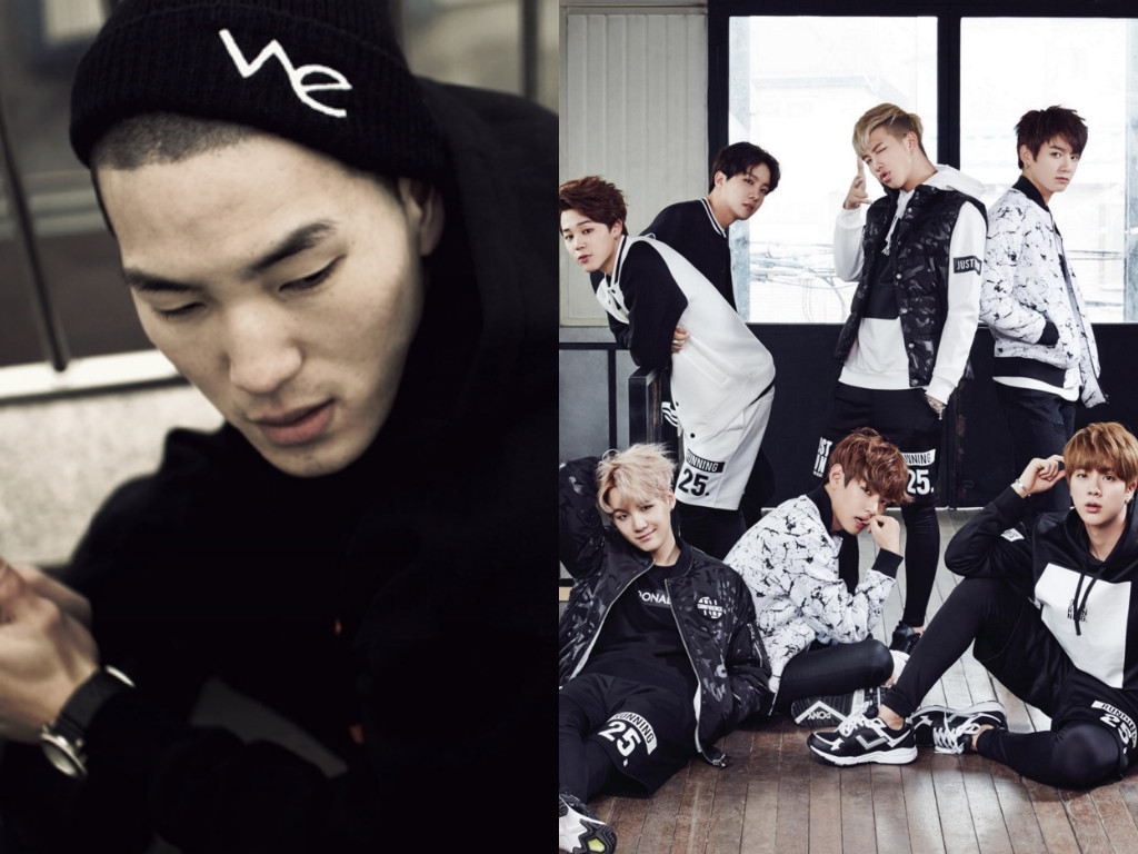 B-Free Belatedly Apologizes to BTS for Disrespectful Comments