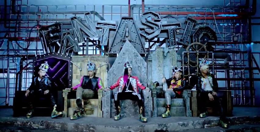 "BIGBANG's ""Fantastic Baby"" Sets Record With 200 Million YouTube Views"