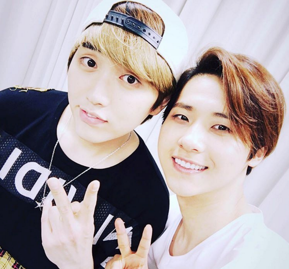 "B1A4's Sandeul and CNU in Talks for ""The Three Musketeers"" Musical"