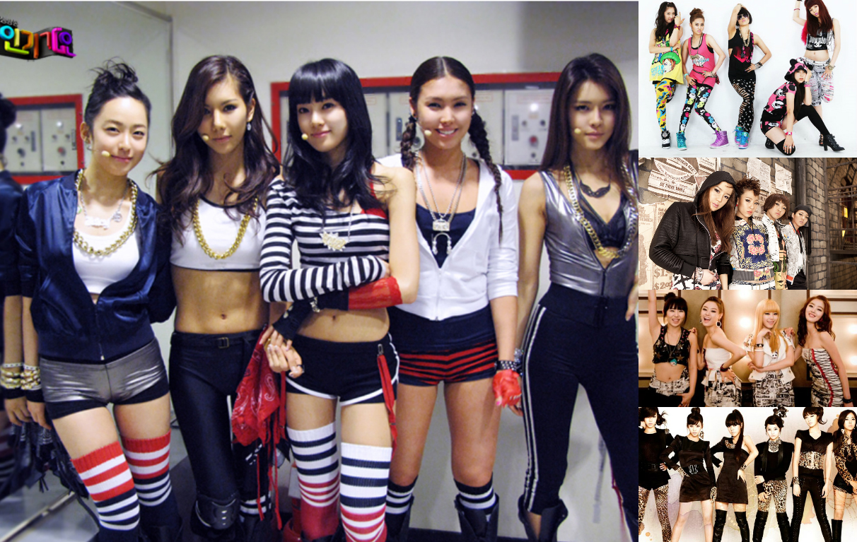 "Is a ""Class of 2009"" K-Pop Girl Group Revival in the Cards"