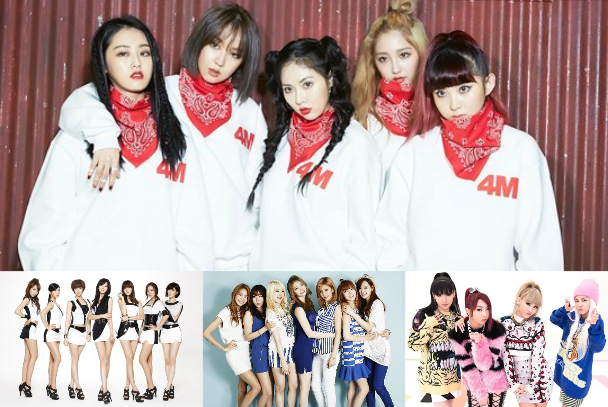 "Is a ""Class of 2009"" K-Pop Girl Group Revival in the Cards?"