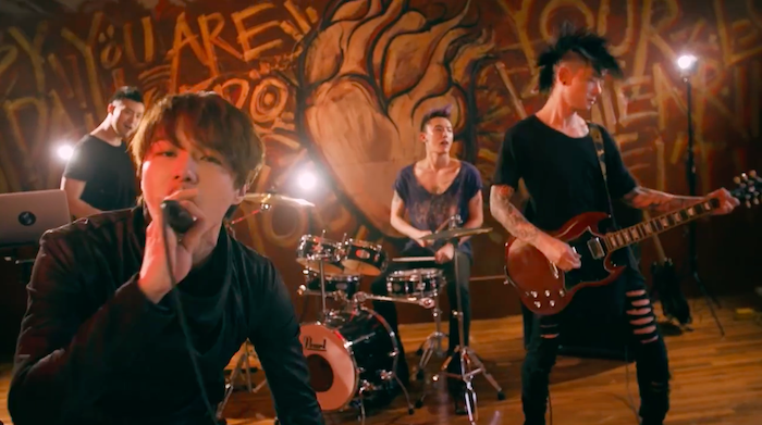 "Royal Pirates Rocks Out in Music Video for ""Dangerous"""
