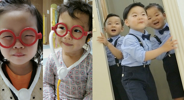 Watch: Seol Ah and Soo Ah Have an Adorable Way of Watching the Song Triplets