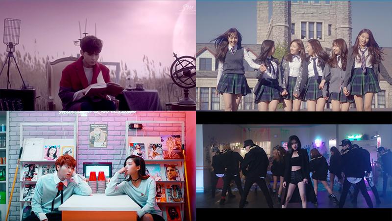 This Week in K-Pop MV Releases – January Week 5