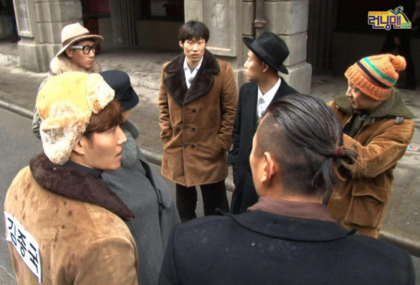 """Running Man"" Goes Back to 1926 in Shanghai Special Episode"
