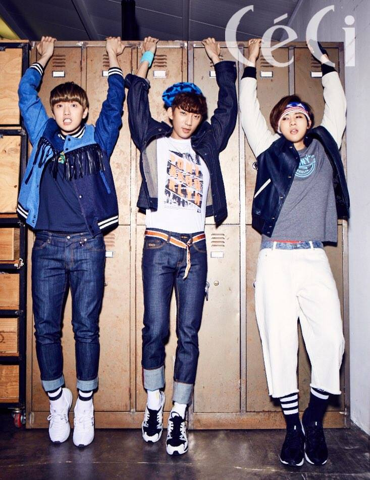 B1A4 Gets Playful and Sporty in Photo Shoot with CéCi